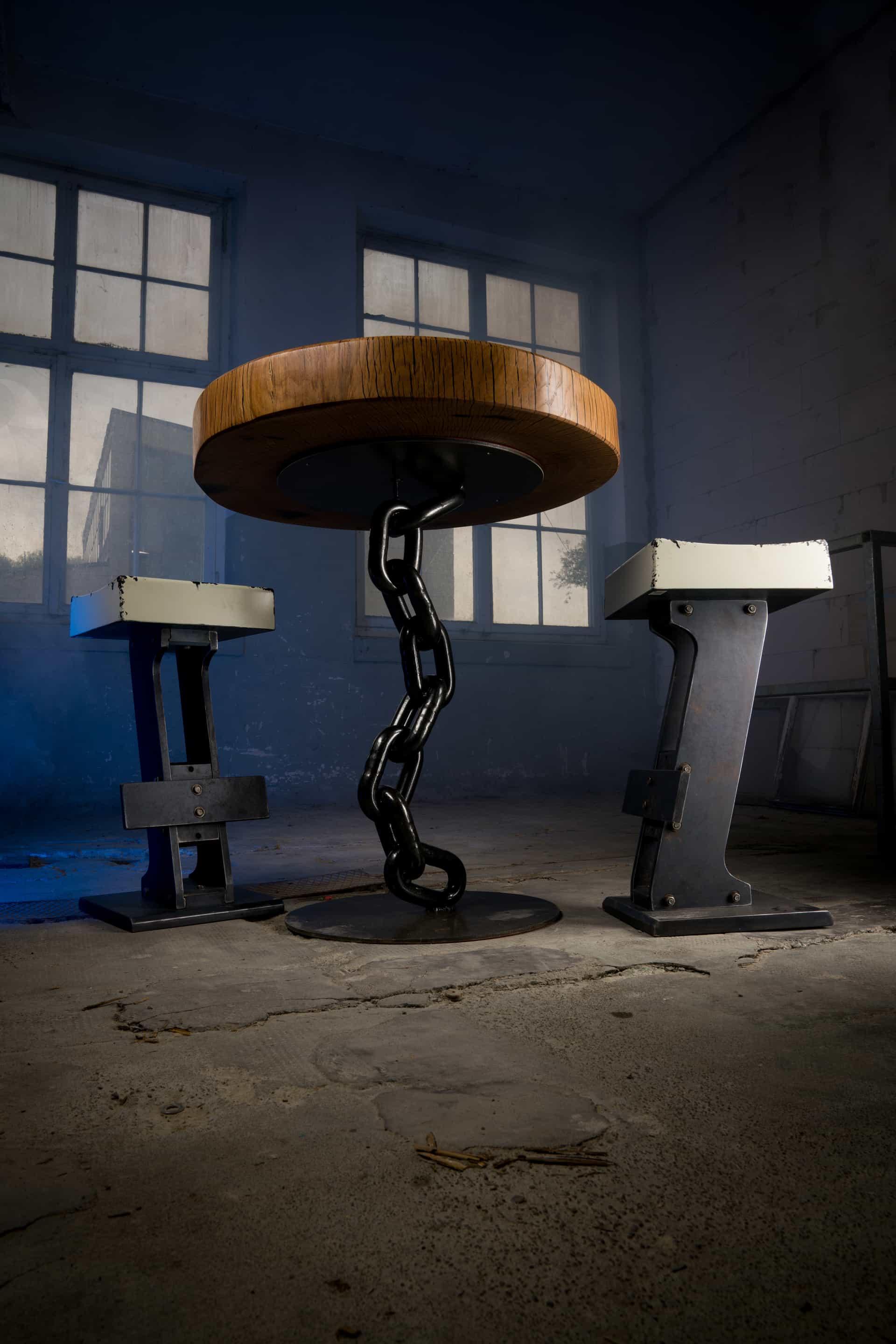 Individuelle Designermöbel von Wood'n'Chain